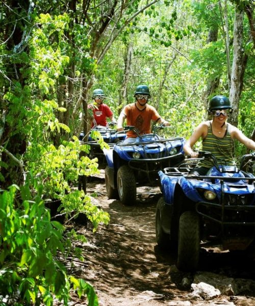 atv jungle adventure and beach cozumel mexico 3 2