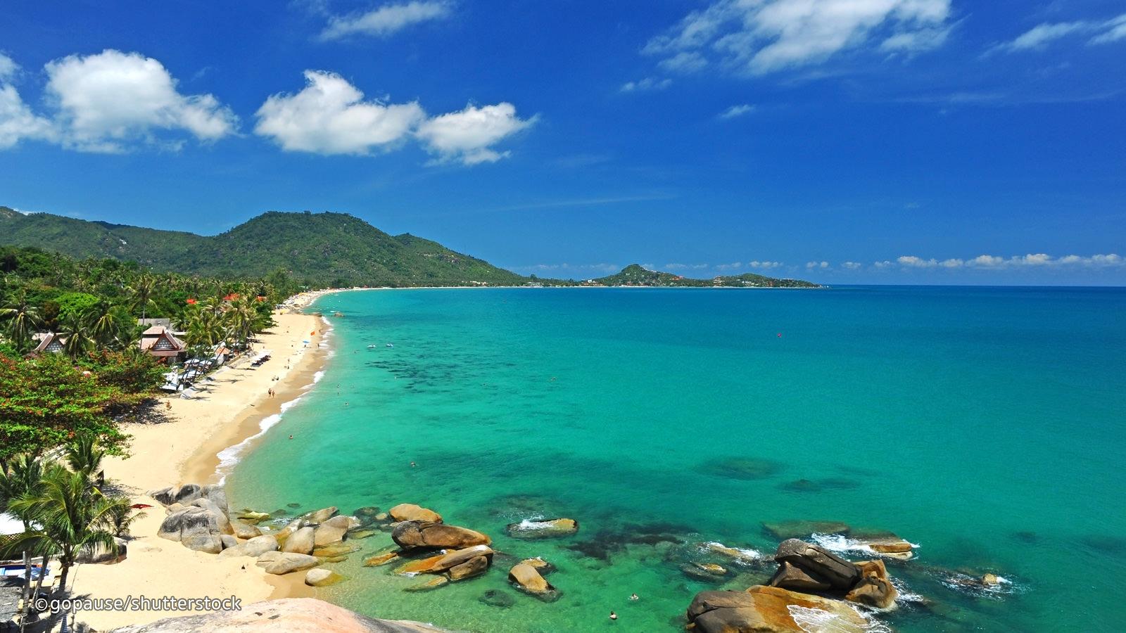 Conciergerie services koh samui beach lamai