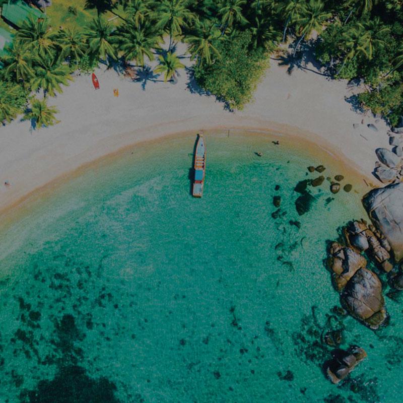Things To Do On Koh Phangan boat trip