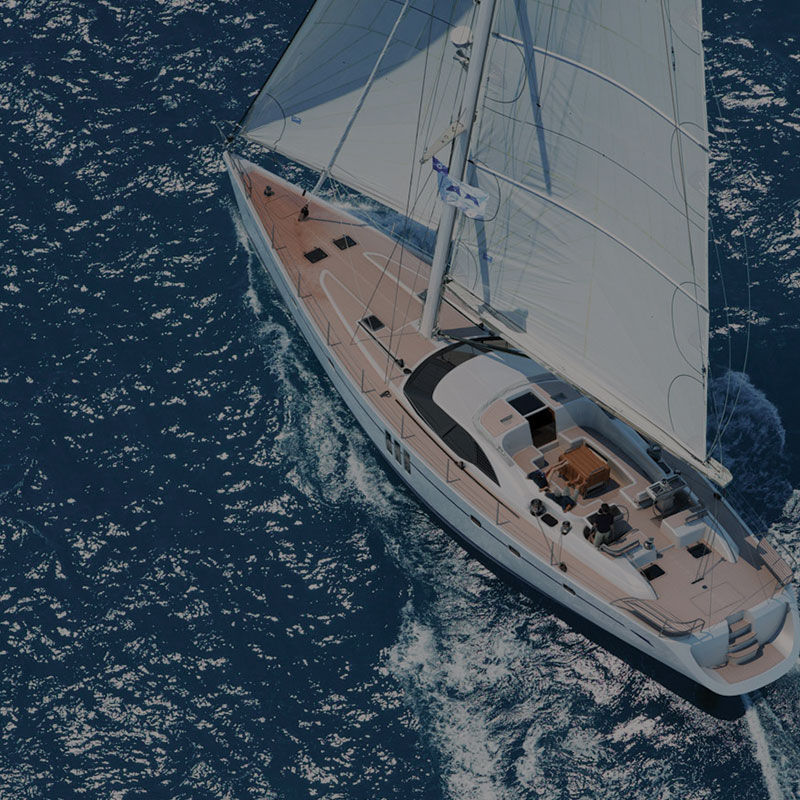 oyster sailboat review